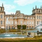 Palacio de Blenheim en Oxfordshire – Cuna de Churchill